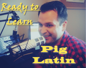 Pig Latin Tutorial