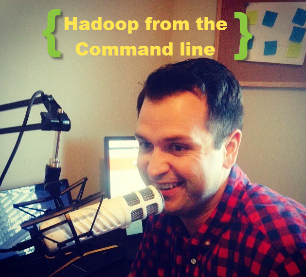 hadoop from the command line