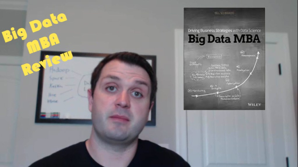 Big Data MBA Book Review