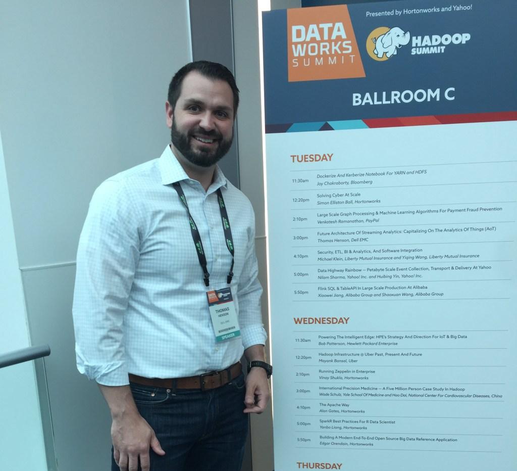 DataWorks Summit 2017 Recap