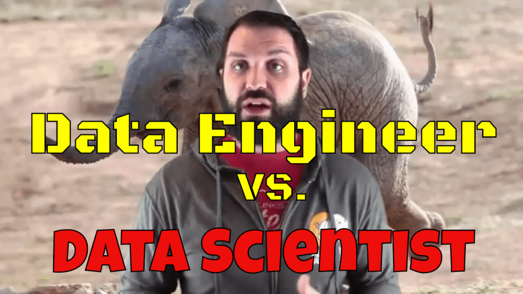 Data Engineer vs. Data Scientist