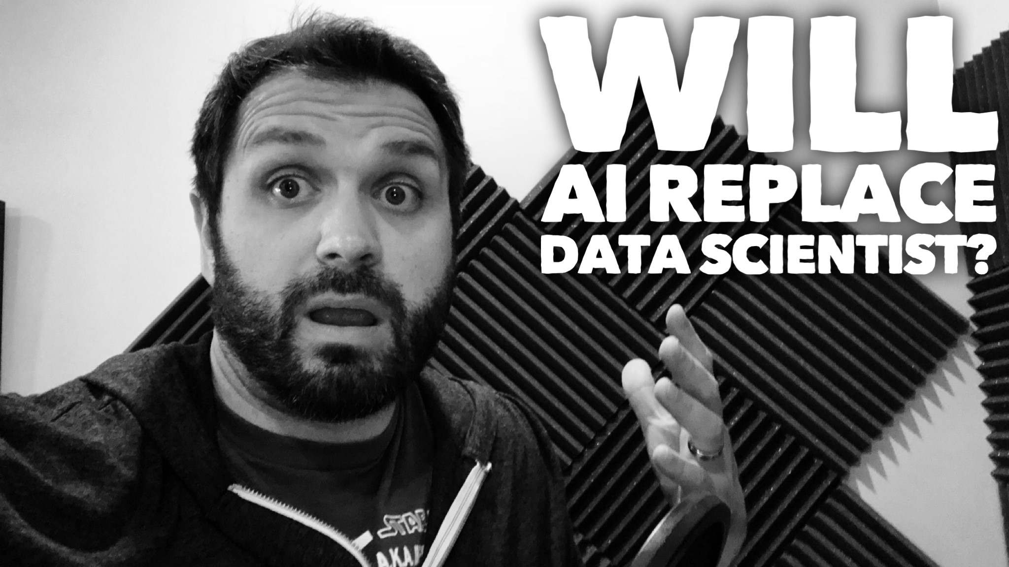 Will AI Replace Data Scientist? - Thomas Henson