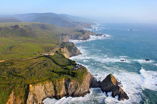 New Home Listings Sea Arches on the Mendocino Coast Thomas Henthorne