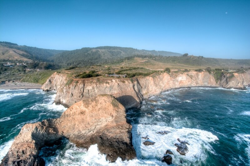 Sea Arches Mendocino Coast for Sale Thomas Henthorne