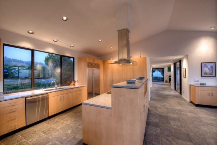 Kitchen at Sea Arches