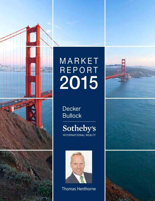 2015 Marin Real Estate Market Report Home Values in Marin County