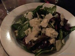 Outerlands salad