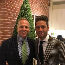 Thomas Henthorne and Josh Flagg