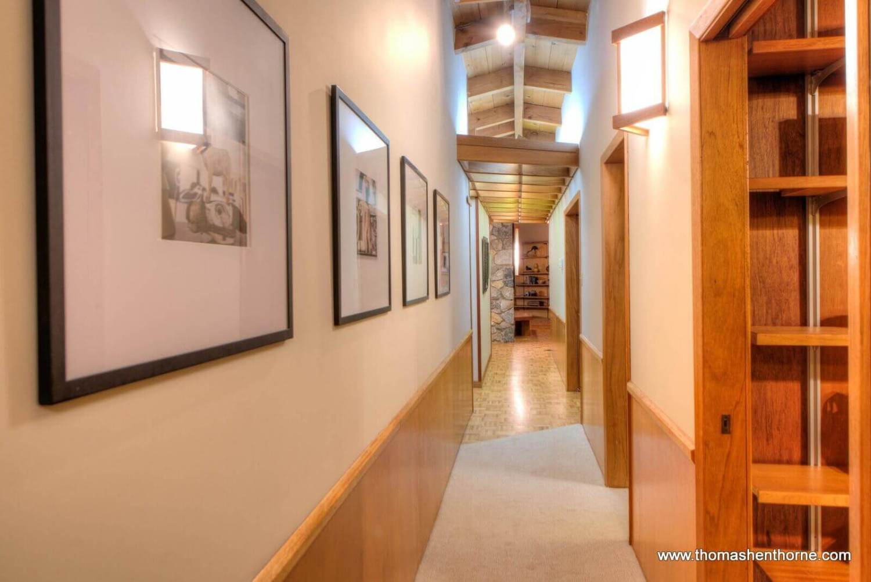 Main hallway view