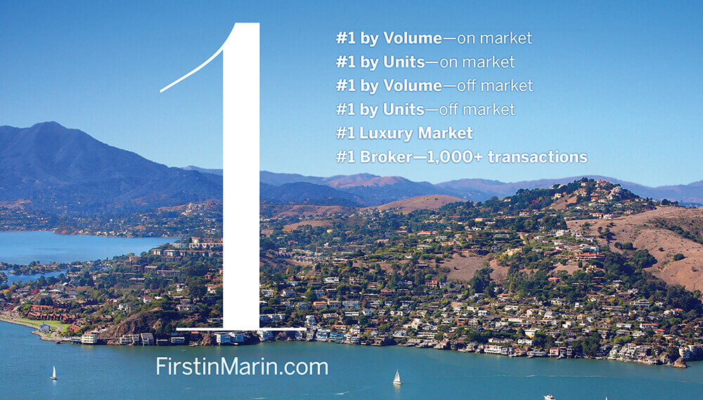 Golden Gate Sotheby's International Realty First in Marin