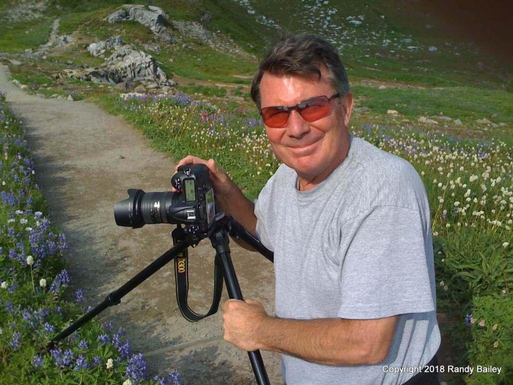 Marin County Photographer Randy Bailey