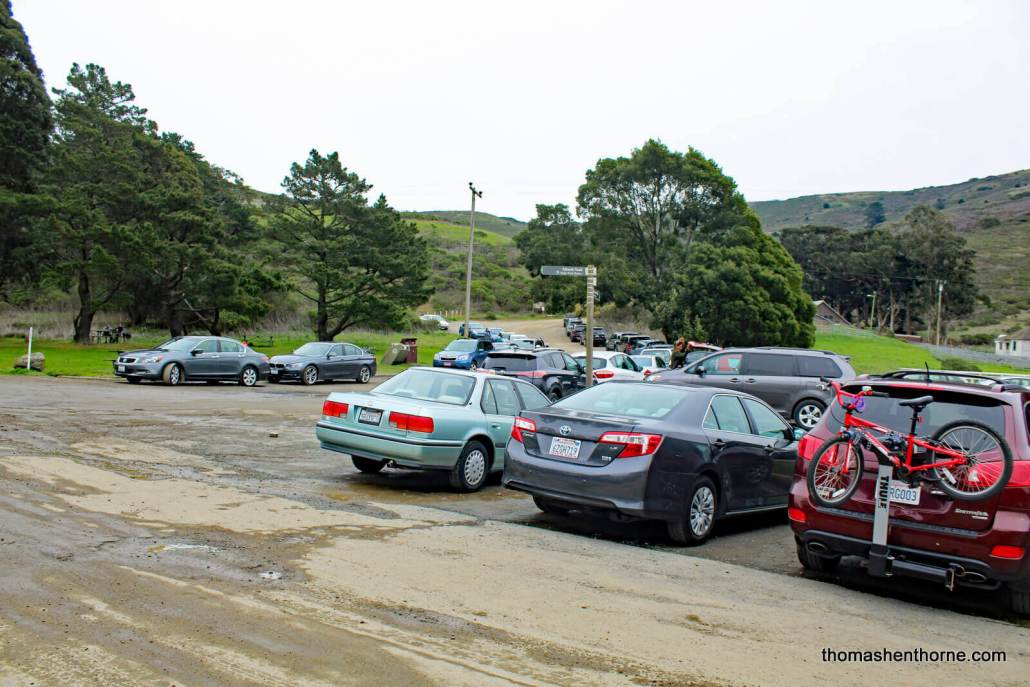 Tennessee Valley Parking Lot