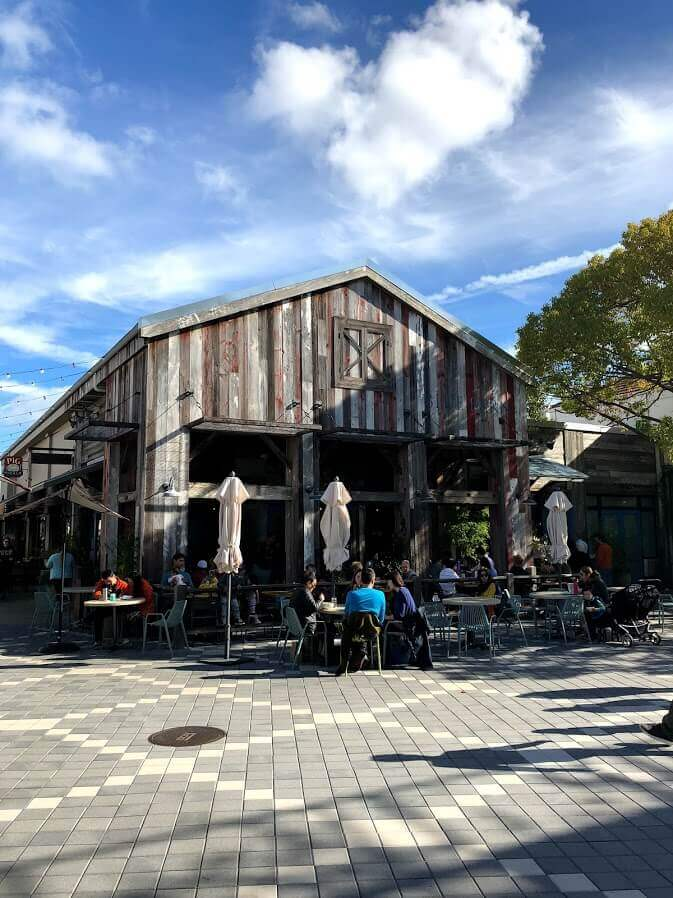 Blue Barn Corte Madera Exterior