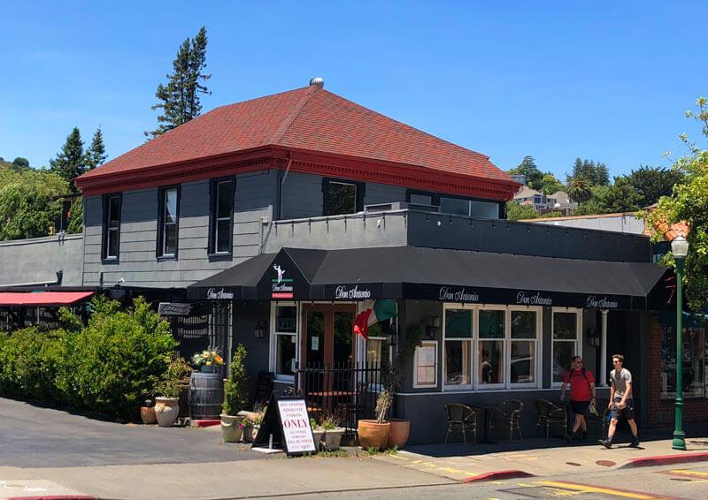 Don Antonio Restaurant Larkspur California