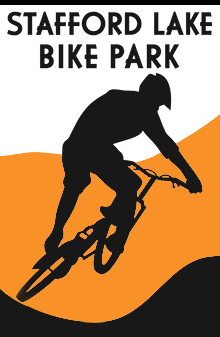 Stafford Lake Bike Park Logo