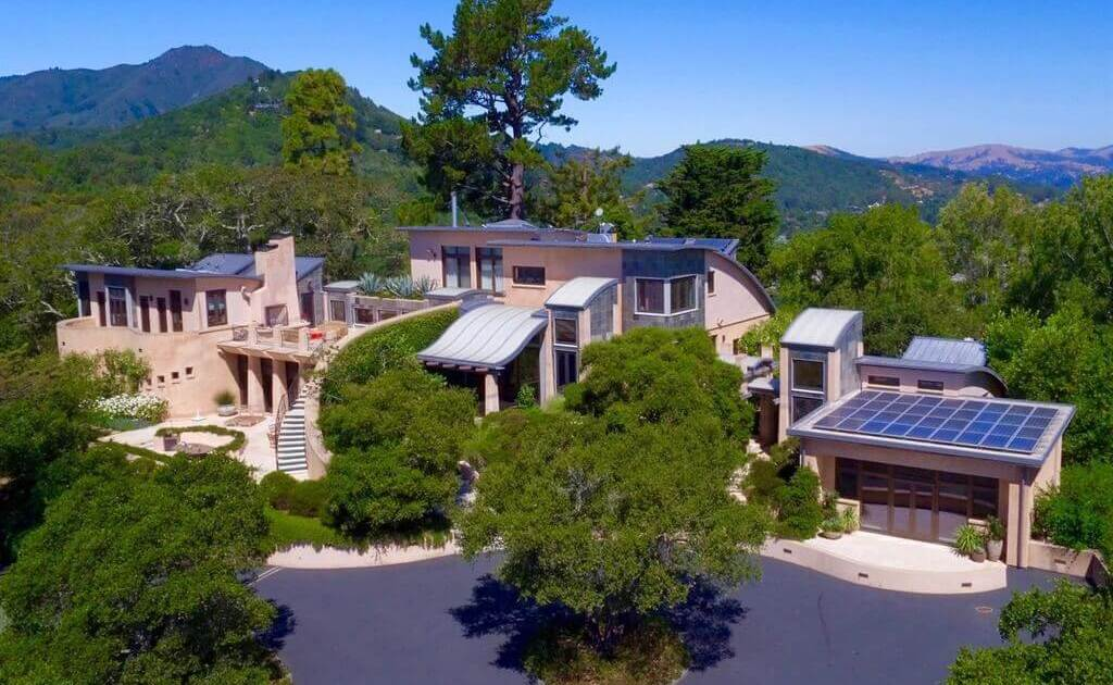 Most Expensive Home Sold in Marin 2018 800 Corte Madera Avenue
