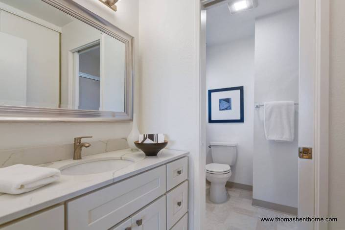 bathroom with toilet
