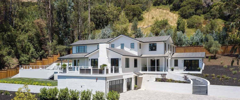 61 Gold Hill Grade San Rafael Marin County real estate