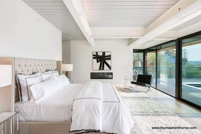 53 Montecito Road master bedroom