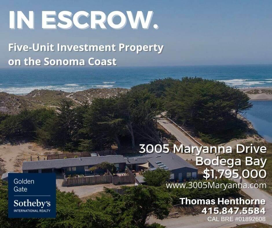 3005 Maryanna Drive in escrow