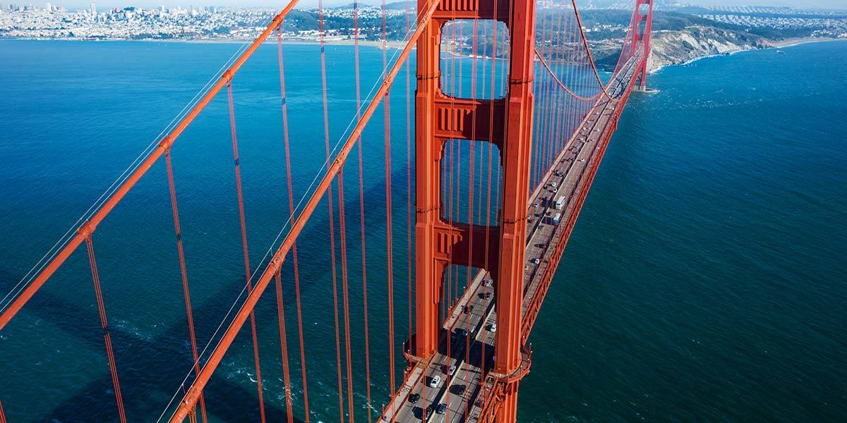 Golden Gate Bridge for Top Marin County Realtor Thomas Henthorne