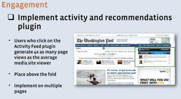 """Social Plugins """"Activity Feed"""" oder """"Recommendations"""" integrieren"""