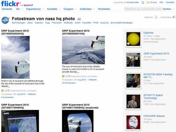 NASA HQ Photo auf Flickr
