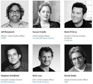 Facebook Studio Award Jury