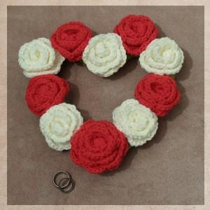 Free Pattern Crochet Flower Accessory