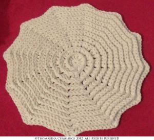 Spiral Web Rug