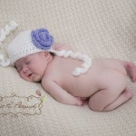 Crochet Hat Twisted Tails
