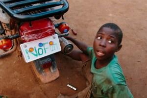 Child labor - Monrovia Liberia