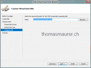 Convert VHD to VHDX Location