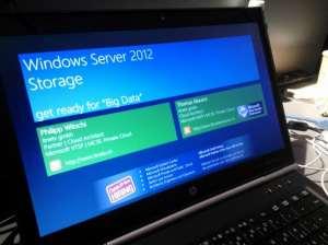 Geekmania Windows Server 2012 Hyper-V sessions