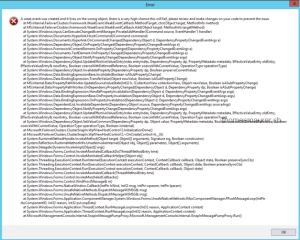 Windows Server 2012 Failover Cluster Error