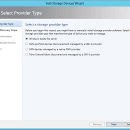 Add Windows-based File Server