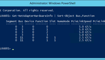 Basic Networking PowerShell cmdlets cheatsheet to replace
