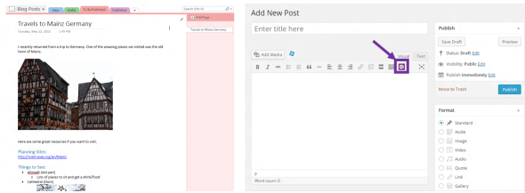 OneNote WordPress Plugin
