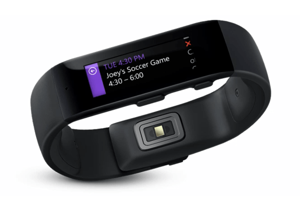 Microsoft Band Smartwatch