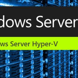 Windows Server 2016 Whats new in Hyper-V