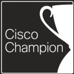 Cisco Champion 2016