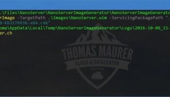 How to install Updates on Nano Server - Thomas Maurer