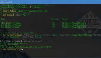 Add unattend xml to VHDX File for VM automation - Thomas Maurer