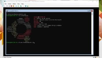 Install WSL 2 on Windows 10 - Thomas Maurer