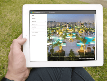 Corporate resort directory