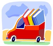 Image result for library home delivery