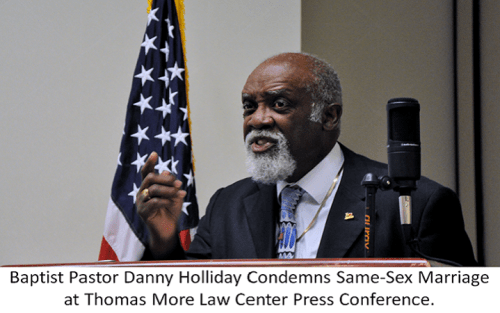 Black Leaders Denounce Supreme Court's Refusal to Hear Marriage Protection Cases – Vow to Fight On