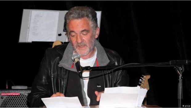 Schriftsteller und Spam-Poet Thomas Palzer liest Spam