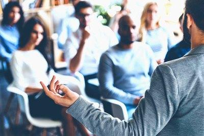 Conférence et workshop mindset