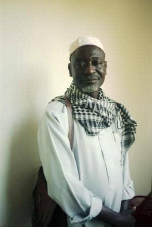 Mousbila Sankara war in den Achtzigern Botschafter in Libyen